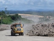 Case study: Volvo earthmovers clock up the hours at Indonesian mine