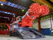 Sandvik to supply roadheaders for NorthConnex tunnel