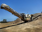 Equipment focus: Metso LT120 Lokotrack mobile crushing plant