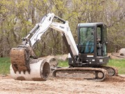 Tips & Tricks: Lifting and moving loads with an excavator