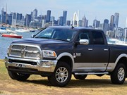 Ram 4X4 trucks launch in Australia