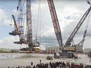 Video: The amazing Liebherr crane mobile