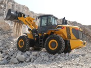 LiuGong 856H wheel loader arrives in Aus