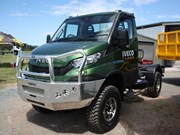 Iveco Daily 4x4 truck gets an update