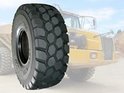 Bauma debut for new BKT Earthmax SR31 tyre