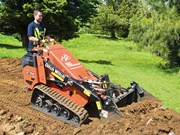 Review: Ditch Witch SK755 mini skid steer loader