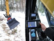 Trimble and Rototilt improve excavator accuracy