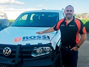 Rossi Earthmoving Parts enters market