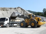Case study: Volvo CE L250H wheel loaders