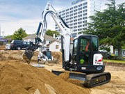 Review: Bobcat E50 excavator