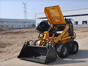 Hysoon HY380 mini digger designed to save your time and money