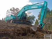 First Kobelco Gen 10 SK260LC lands in Australia