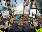 Design award nomination for Volvo CE Co-Pilot