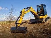 JCB releases 55Z-1 and 48Z-1 midi excavators