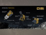 DSI to launch Prospector 1 space mining mission