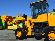 Product focus: Agrison TX926 multi-purpose wheel loader