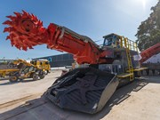 WestConnex develops dual training cab for roadheaders