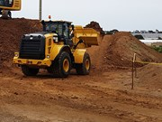 Cat M series wheel loaders have improved safety features