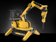 Brokk launches explosion proof demolition robots