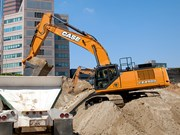 Case adds two new models to D Series excavators