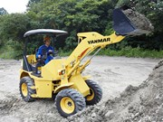 Yanmar V4-7 compact loader arrives in Australia