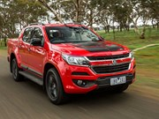 Ute Tow Review: Holden Colorado ute