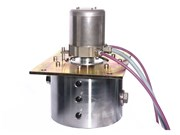 Morgan develops combination encoder and slip ring system