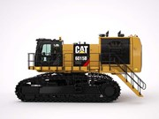 Cat offers frontless hydraulic excavators