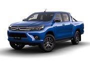 Toyota Hilux Australia's highest selling vehicle in 2016