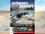 Earthmovers and Excavators issue 330 on sale now