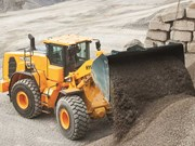 Hyundai launches HL975 wheel loader