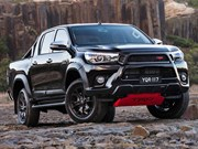 Toyota gives HiLux ute some racing cred