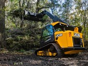 JCB Teleskid combines skid steer loader and telescopic handler