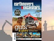 Earthmovers and Excavators issue 332 on sale now