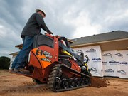 Ditch Witch launches SK1550 mini skid steer