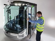 The wheel loader cabin of the future