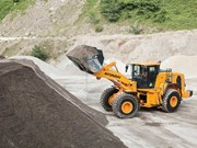 Hyundai intros HL965 wheel loader in Europe
