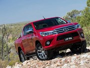 Toyota marks massive May