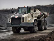 Porter to distribute Terex trucks