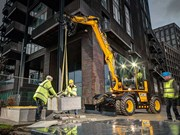 JCB launches versatile Hydradig