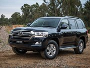 Australia loves the LandCruiser