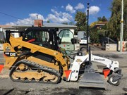 Equipment focus: EasyGrade grader attachment with Topcon LPS machine control