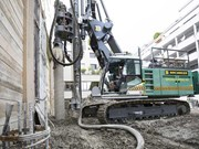 Liebherr reveals LRB 16 piling and drilling rig