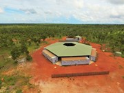 Indigenous-owned mine and training centre opens in NT