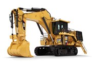 Equipment focus: Cat 6020B mining excavator