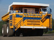 BelAZ to showcase mining haul trucks at Aimex