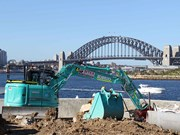 Sitex and Kobelco team up to build NSW