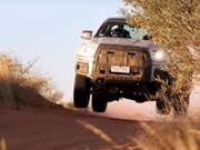 VIDEO: Ford Ranger Raptor testing