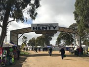 Gallery: The earthmoving side of Henty