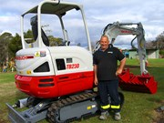 Equipment focus: Takeuchi TB230 compact excavator